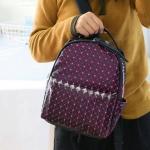 ISSEY MIYAKE BAO BAO กระเป๋าเป้ใบใหญ่ แบรนด์ดังไม่ติดlogo ตัวกระเป๋ามีน้ำหนักเบาทำจากชิลิโคลอย่างดี