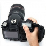 DSLR Camera Leather Grip Wrist Hand Strap