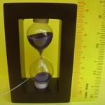 801 Rapid Meditation Hourglass (Purple)