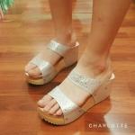 รองเท้าสุขภาพ แบบเกาหลี พื้นรับนน.ได้ดี เต้บุอย่างดี นิ่มมาก ใส่สบายสุดๆ สูง 3 นิ้ว เสริมหน้า 2 นิ้ว ไม่เท เดินง่ายจ้า พื้นน้ำหนักเบามากหนังนิ่ม ไม่กัดเท้า