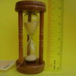 803 Rapid Meditation Hourglass (White)