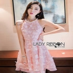 Lady Ribbon's Made Pink Dress