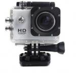 กล้อง Action Camera สีเงิน