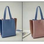 กระเป๋าทรงเรียบ มีสีพื้นแยกให้สำหรับคนที่ไม่ชอบอะไรที่แฟชั่นมาก สลับสายเปลี่ยนใช้ได้ตามชอบ ให้อีกด้านใน ไว้ใส่ของจุกจิกได้ หนังนิ่มสวย