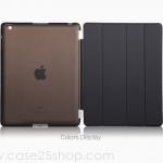 (สีดำ) Smart Cover แยกชิ้นส่วนออกจากกันได้ (เคส iPad 2/3/4)