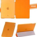 (สีส้ม) Smart Cover แยกชิ้นส่วนออกจากกันได้ (เคส iPad Air 1)