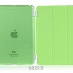 (สี่เขียว) Smart Cover แยกชิ้นส่วนออกจากกันได้ (เคส iPad mini 1/2/3)