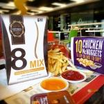 8 Mix อาหารเสริมลดน้ำหนักปลอดภัยได้ผล