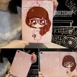 เคสการ์ตูน Cute Girl Dilian (เคส iPad mini 1/2/3)