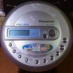 Panasonic SL-SV550 มือสอง