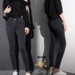 เสื้อผ้าแฟชั่น Daisy กางเกงสกินนี่แฟชั่นเทรนส์เกาหลีฮ่องกง