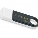 แฟลชไดร์ฟ USB DataTraveler 109 - 8GB