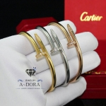 *Cartier Bracelet กำไลตะปูงานไฮเอนจิวเวอรี่ รุ่น Must Have Item งานเกรดดีสุดๆ *