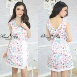 Normal Ally Present Summer mix print dress