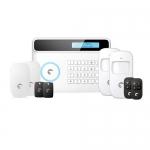 ระบบสัญญาณ กันขโมยบ้าน eTiger Thai - Home Security Kit - S4 GSM Cell phone +Line