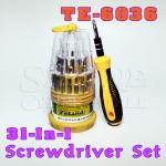 TE-6036 ไขควงเอนกประสงค์ 31 In 1