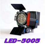 LED-5005 LED Video Light 12W