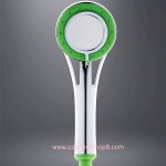ฝักบัวแรงดันน้ำสูง 2 สีใหม่ รุ่น FUNCTION SHOWER HEAD สีเขียว