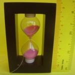 801 Rapid Meditation Hourglass (Pink)