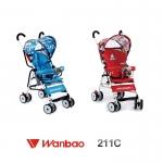 รถเข็นเด็ก Wanbao รุ่น 211C
