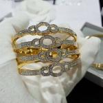 กำไลเพชร Chanel เพรช CZ แท้ ดีไซส์เรียบหรูดูดีสวยมาก