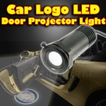 Car Logo LED Door Courtesy Projector Light
