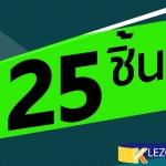 25 ชิ้น