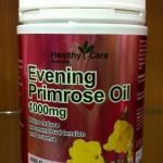 Healthy Care Evening Primrose Oil อีฟเวิร์นนิ่ง พริมโรส ออย