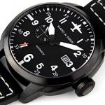 นาฬิกานักบินเยอรมัน MARC & SONS automatic watch, mechanical pilot