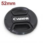 ฝาปิดหน้าเลนส์ Canon ขนาด 52mm