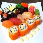 ซูชิเพื่อสุขภาพ Sushi