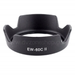 EW 60C EW-60C For Canon EF 18-55mm 28-90mm 28-80mm Camera Lens Hood