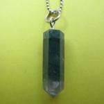 545 Labradorite Sword shape ขนาด 0.7 * 2.3 cm ลาบราโดไรต์ รูปดาบ