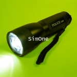 P120W 1-Watt LED Aluminum Flashlight