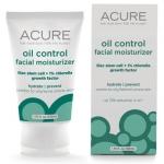 Acure Organics Oil Control Facial Moisturiser ครีมบำรุงผิวเนื้อเบา ไม่มันไม่เหนาะ พร้อมบำรุงผิวด้วย Lilac Stem Cells + 1% Chlorella Growth Factor