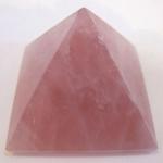 705 Rose Quartz Pyramid ขนาด 8 cm