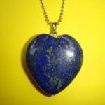 000 Lapis Lazuli ขนาด 3 * 3 cm หัวใจ ลาพิส ลาซูลี