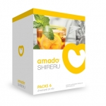 Amado Shireru อมาโด้ชิเรรุ เป็นเครื่องดื่มชนิดชงดื่มรสชามะนาวซูการ์ฟรี ไม่มีแคลลอรี่ ไม่อ้วน ให้ความ สดชื่น รสอร่อย เหมาะกับคนชอบดื่มเครื่องดื่มหวานๆ แต่กลัวอ้วน