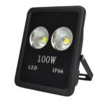 โคมไฟ LED FLOODLIGHT 100W COB มีประกัน 2 ปี มี มอก