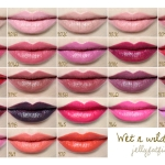 Review and Swatches: Wet n Wild MegaLast Lip color by Jessy Fat Fish