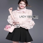 Lady bella Modern Vintage Lace Blouse สำเนา