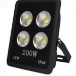 โคมไฟ LED FLOODLIGHT 200W COB มีประกัน 2 ปี มี มอก