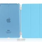 (สี่ฟ้า) Smart Cover แยกชิ้นส่วนออกจากกันได้ (เคส iPad mini 1/2/3)