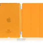 (สี่ส้ม) Smart Cover แยกชิ้นส่วนออกจากกันได้ (เคส iPad mini 1/2/3)