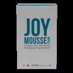 Joy Mousse Foam ช่วยทำความสะอาดผิวหน้าได้อย่างอ่อนโยน โดยไม่ทิ้งสิ่งสกปรกตกค้าง และไม่ทำให้ผิวแห้งตึง พร้อมส่วนผสมของวิตามินบี 3 และ อาร์บูติน ช่วยให้ความหมองคล้ำ ฝ้า กระ และจุดด่างดำ แลดูจางลง สีผิวดูสม่ำเสมอ ผิวหน้าแลดูกระจ่างใส อย่างเป็นธรรมชาติ
