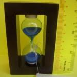 801 Rapid Meditation Hourglass (Blue)