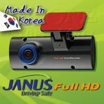 JANUS Full HD 1080p CAR BLACKBOX WITH GPS & 3D G-SENSOR