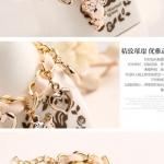 AW2401 - สร้อยข้อมือ,กำไลข้อมือ,กำไล,สร้อยข้อมือทอง,กำไลทอง,เครื่องประดับ owl bracelet