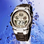 OHSEN – AD716-2: Dual System Alarm / Chronograph Sports Watch