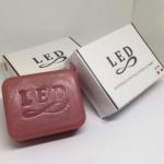 LED Whitening Soap Plus Acerola Cherry สูตรใหม่ขาวกว่าเดิม